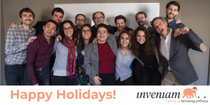 The Inveniam Group team wishes you…