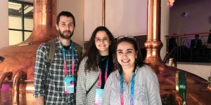 Inveniam Group Team at the IQS Tech Fest 2020
