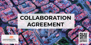 Inveniam Group has closed a collaboration agreement with BHV Partners