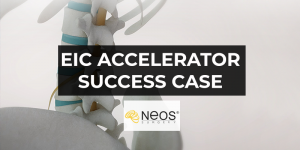 NEOS Surgery wins 1.9M€ funding of the EIC Accelerator